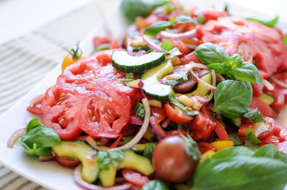Heirloom Tomato Salad-5