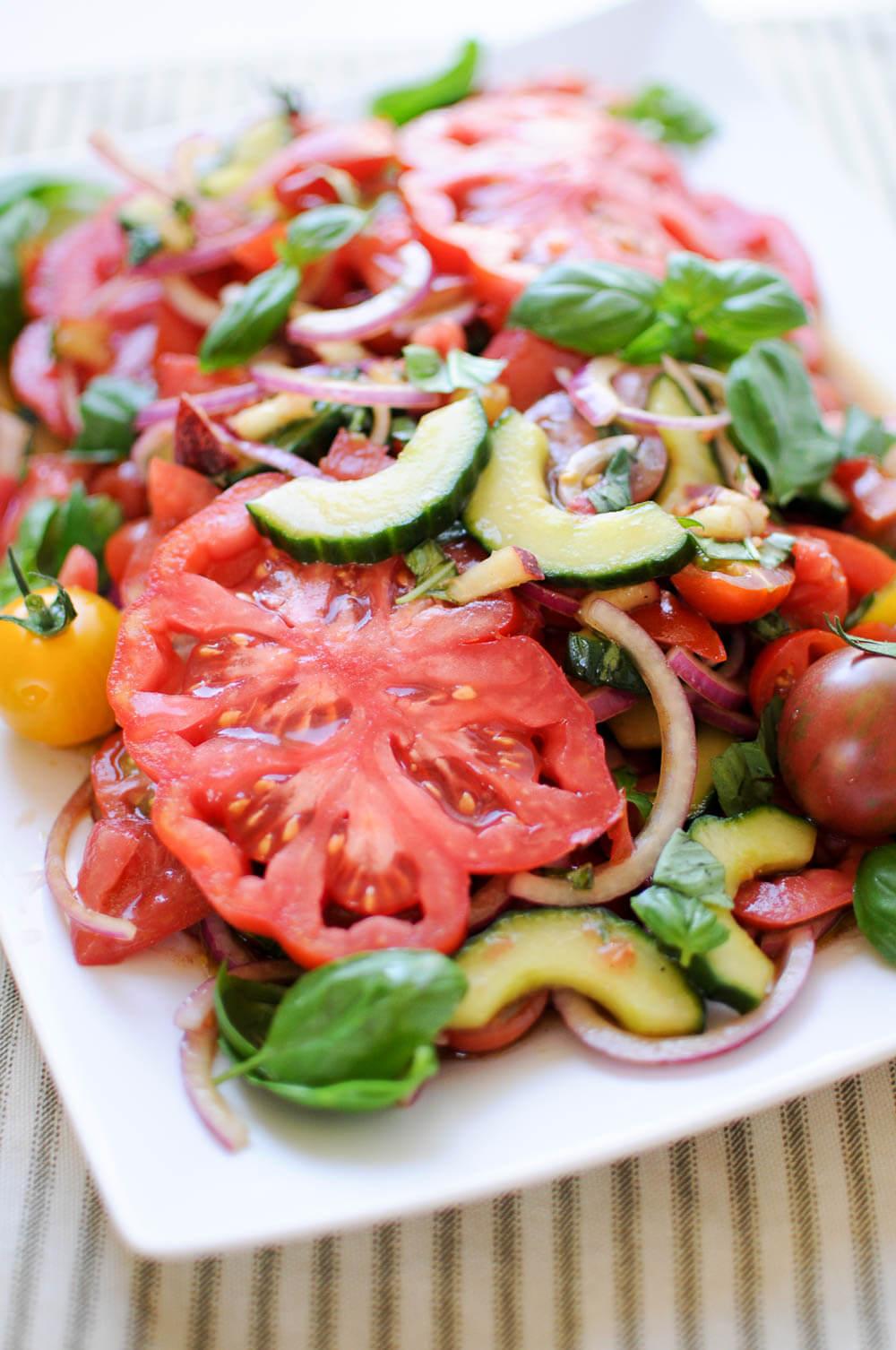 Heirloom Tomato Salad-6