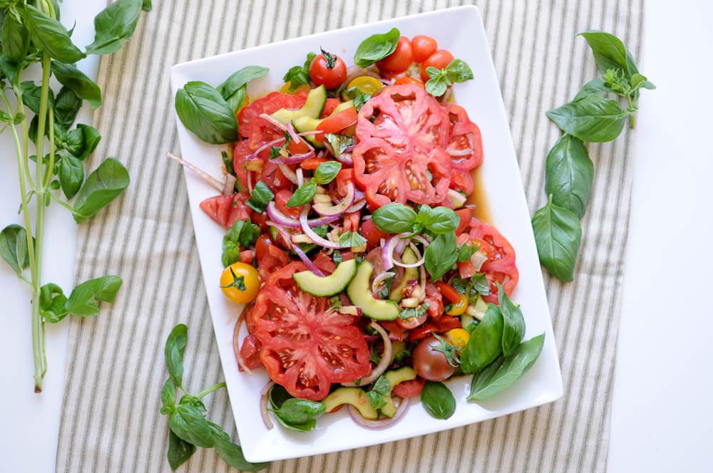 Heirloom Tomato Salad-7