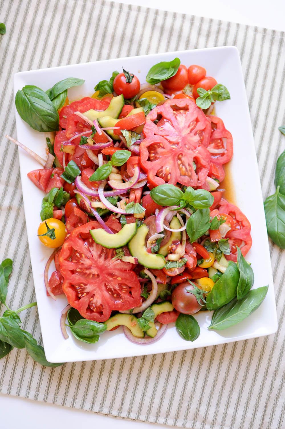 Heirloom Tomato Salad-8