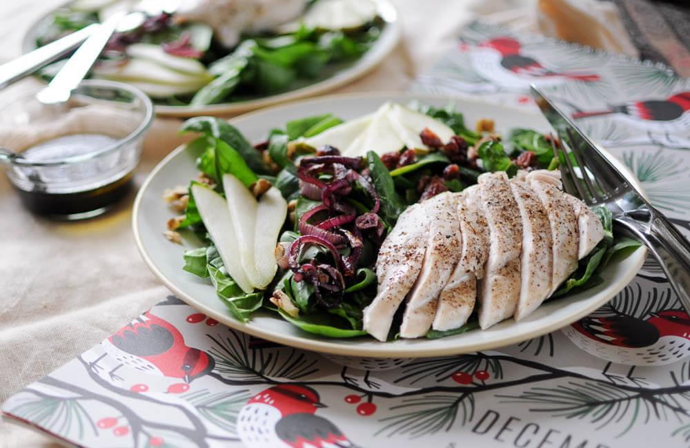 balsamic-chicken-pear-salad-4