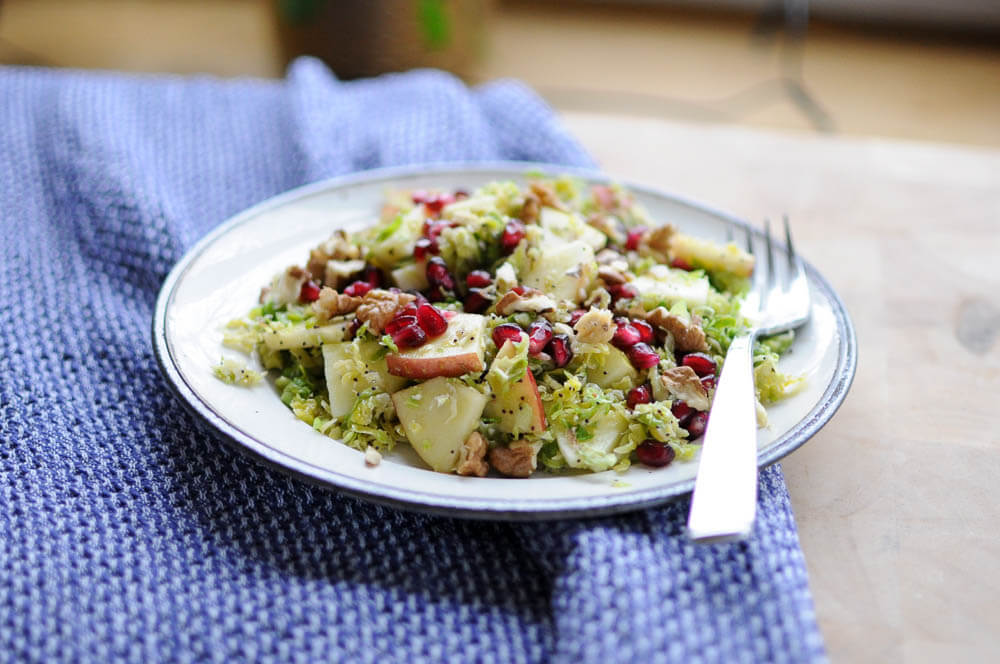 Shaved Brussels Sprouts Salad-2