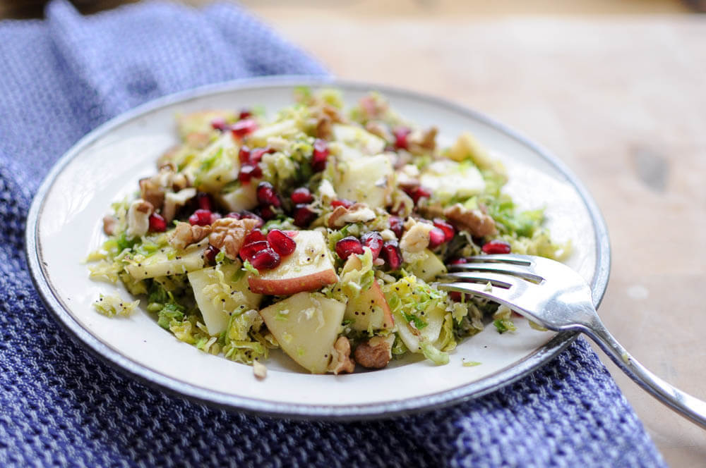 Shaved Brussels Sprouts Salad-3