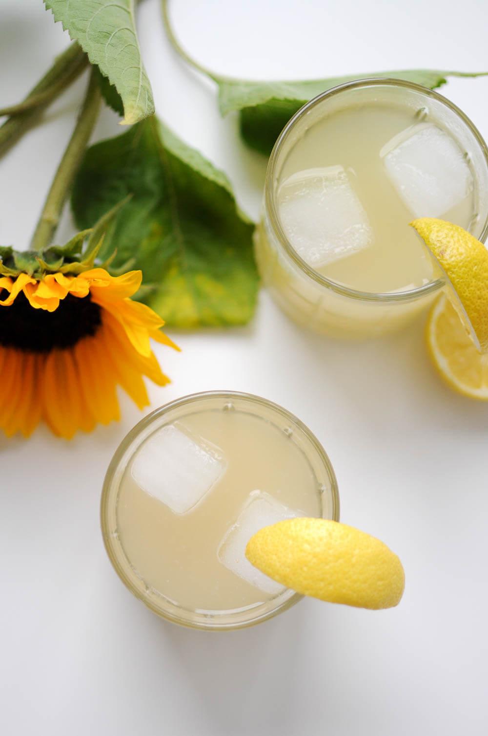 Ginger Lemonade-10