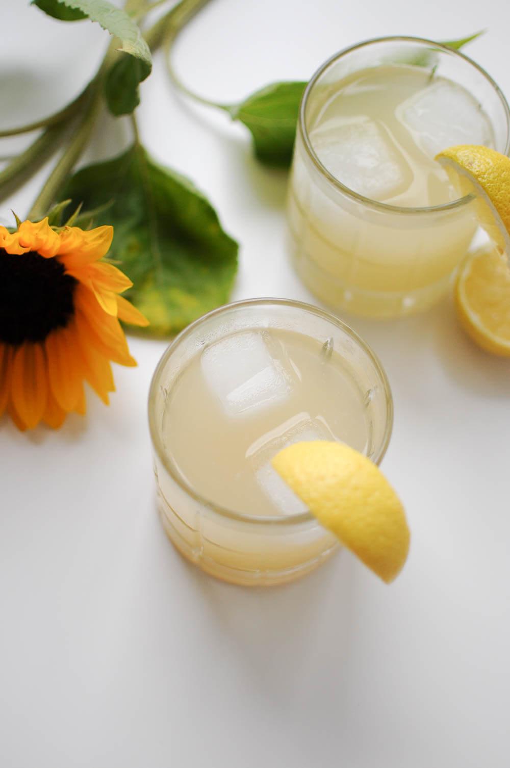 Ginger Lemonade-6