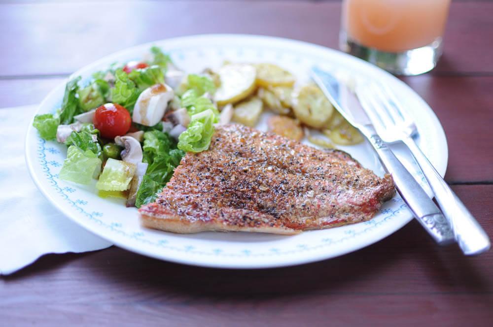 Cedar Plank Salmon-8