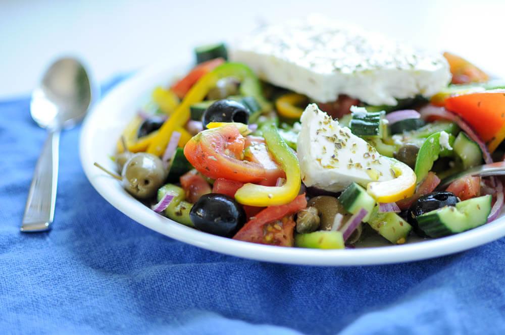 Greek Salad-6