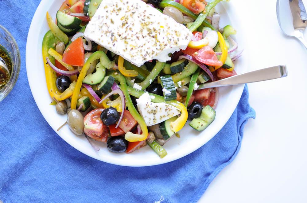 Greek Salad-9