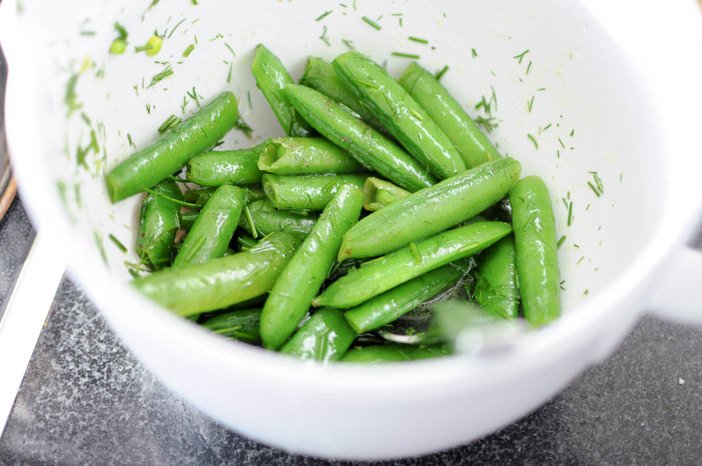 Grilled Corn Snap Pea Salad-2