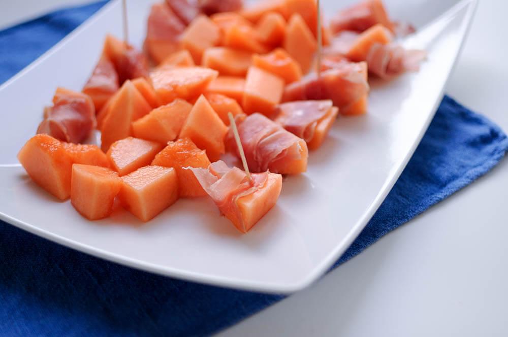 Proscuitto Melon