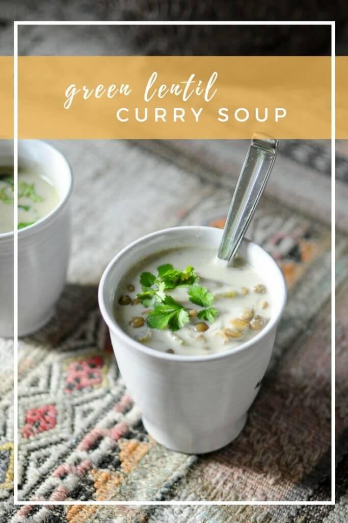 green lentil curry soup copy