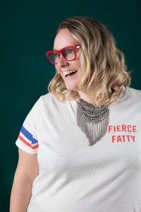 Fierce Fatty Victoria Welsby